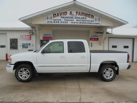 2005 GMC Sierra 1500 Crew Cab SLT 4X4*Heated Leather/Sunroof/Low Miles* for Sale  - 4620  - David A. Farmer, Inc.