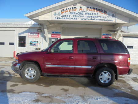 2004 GMC Yukon SLT 4 Door 4X4*DVD/3rd Row/Sunroof/Leather* for Sale  - 4613-1  - David A. Farmer, Inc.