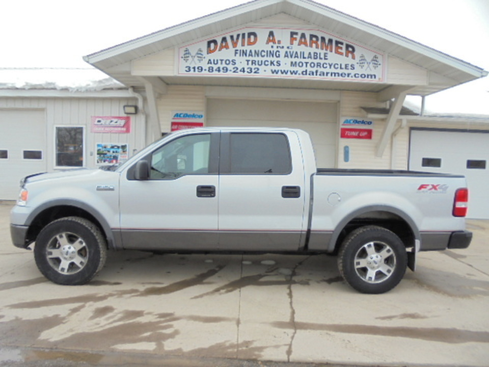 2007 Ford F-150  - David A. Farmer, Inc.