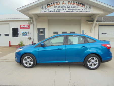 2012 Ford Focus SE 4 Door**Low Miles for Sale  - 4346  - David A. Farmer, Inc.