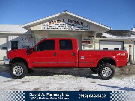 1999 Ford F-350 Super Duty Lariat Crew Cab 4X4 Long Box*NO RUST* for Sale  - 4848  - David A. Farmer, Inc.