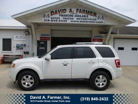 2012 Ford Escape Limited FWD**Leather/Sunroof/Low Miles/84K** for Sale  - 5010  - David A. Farmer, Inc.