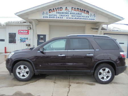 2009 GMC Acadia SLT AWD**Leather/3rd Row** for Sale  - 4428  - David A. Farmer, Inc.