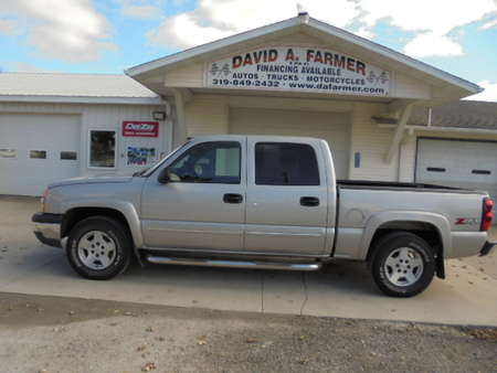 2004 Chevrolet Silverado 1500 Crew Cab Z71 4X4 for Sale  - 4377  - David A. Farmer, Inc.