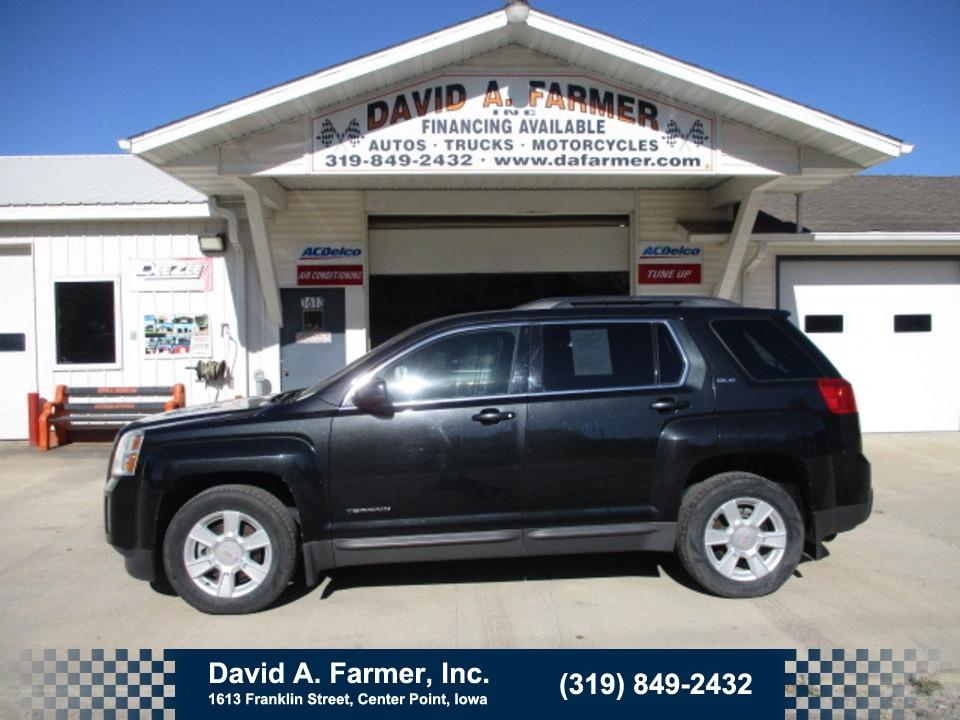 2011 GMC TERRAIN SLE AWD**Low Miles/Heated Seats**  - 4749  - David A. Farmer, Inc.