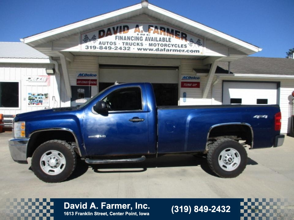 2013 Chevrolet Silverado 2500 HD  - David A. Farmer, Inc.