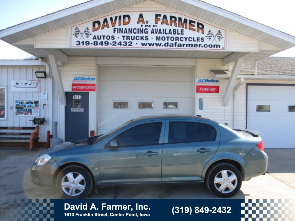 2009 Chevrolet Cobalt LT 4 Door**Low Miles**  - 4885  - David A. Farmer, Inc.