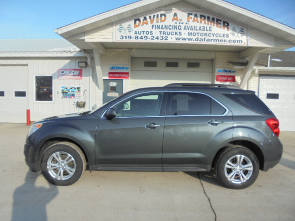 2011 Chevrolet Equinox LT AWD**Low Miles/Remote Start/BackUp Camera**  - 4647  - David A. Farmer, Inc.