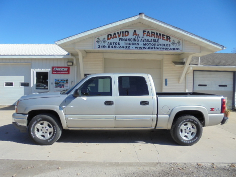 2006 Chevrolet Silverado 1500  - David A. Farmer, Inc.