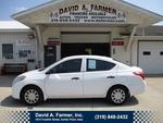 2012 Nissan Versa  - David A. Farmer, Inc.