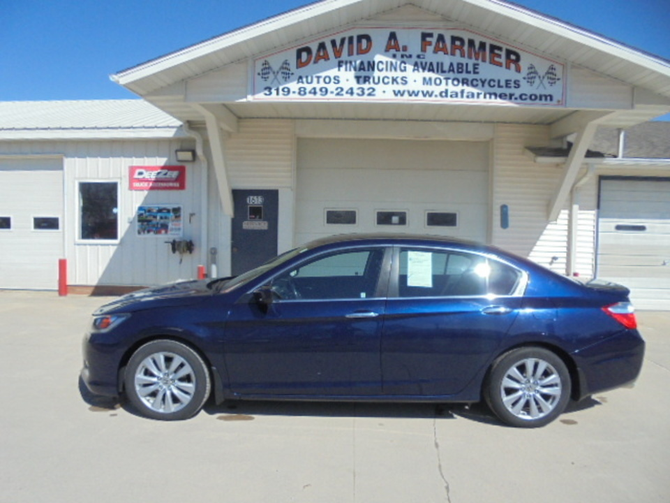 2014 Honda Accord  - David A. Farmer, Inc.