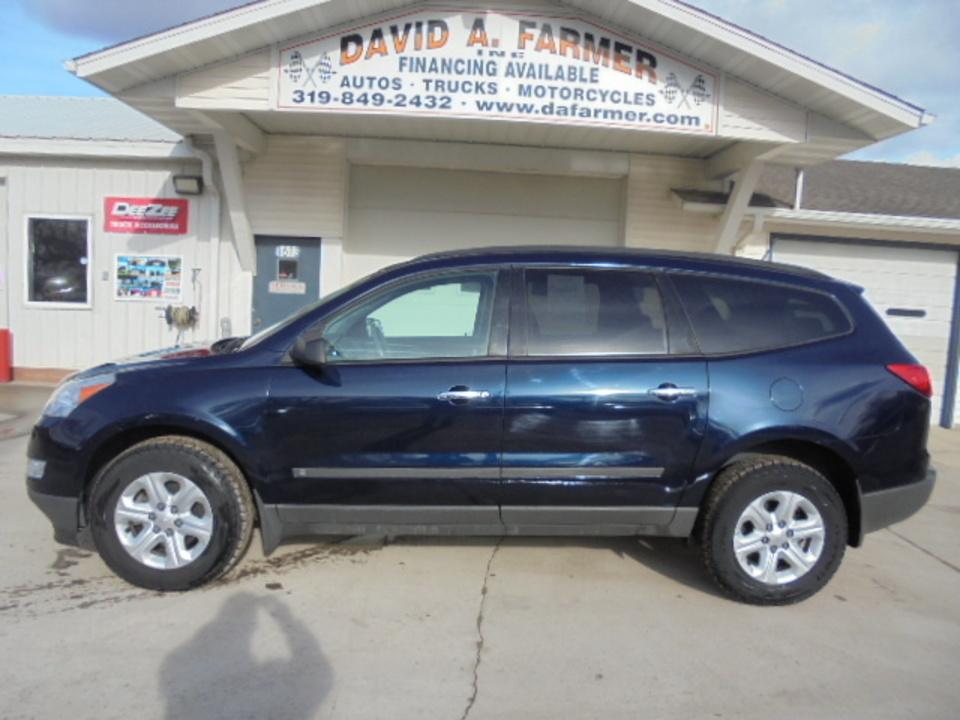 2010 Chevrolet Traverse  - David A. Farmer, Inc.