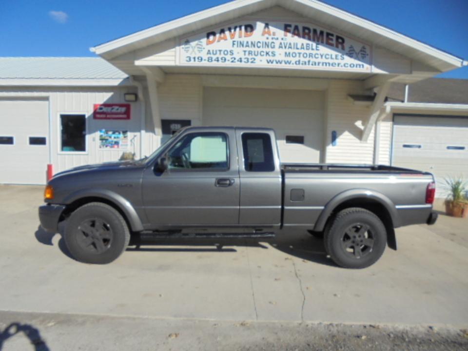 2004 Ford Ranger  - David A. Farmer, Inc.