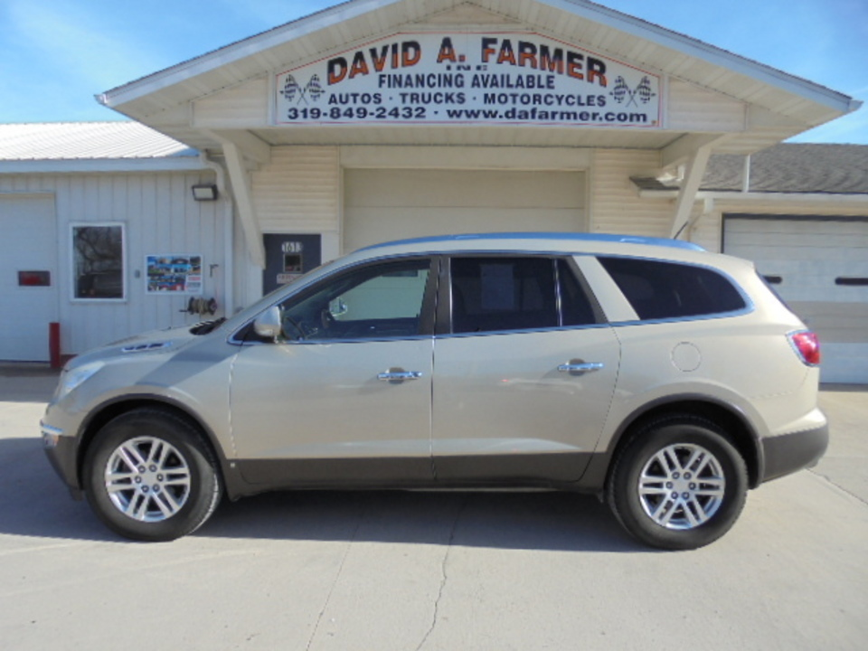 2008 Buick Enclave  - David A. Farmer, Inc.