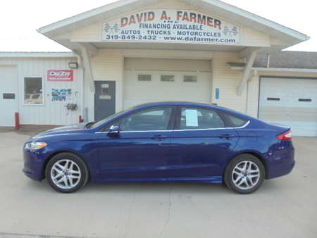 2014 Ford Fusion SE 4 Door**1 Owner/Low Miles** for Sale  - 4477  - David A. Farmer, Inc.