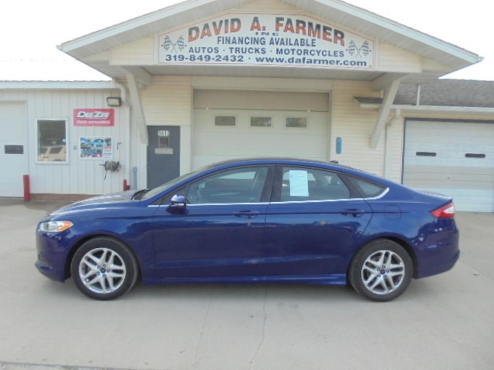 2014 Ford Fusion  - David A. Farmer, Inc.