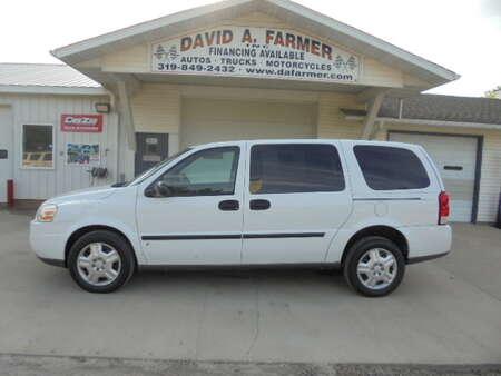 2008 Chevrolet Uplander Extended Cargo Van**1 Owner/Low miles** for Sale  - 4478  - David A. Farmer, Inc.