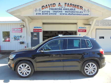 2009 Volkswagen Tiguan SEL FWD 4 Door**Heated Leather/Sunroof** for Sale  - 4569  - David A. Farmer, Inc.