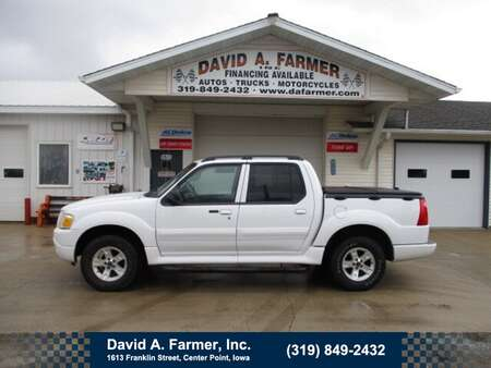 2005 Ford Explorer Sport Trac XLT Crew Cab 4X4**Low Miles/Leather/Sunroof** for Sale  - 4917  - David A. Farmer, Inc.