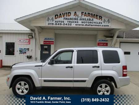 2011 Jeep Liberty Sport 4 Door 4X4**1 Owner/Low Miles** for Sale  - 4681  - David A. Farmer, Inc.