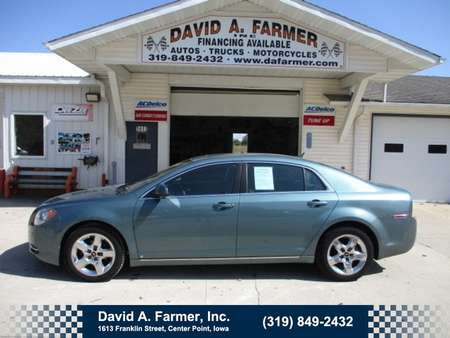 2009 Chevrolet Malibu LT 4 Door**1 Owner/Sunroof/Low Miles** for Sale  - 4785  - David A. Farmer, Inc.