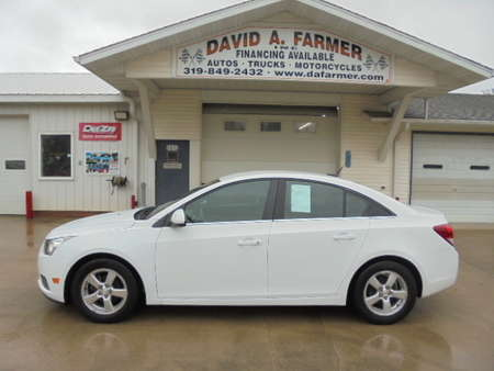 2014 Chevrolet Cruze LT 4 Door**Low Miles** for Sale  - 4456  - David A. Farmer, Inc.
