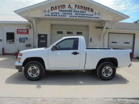 2012 Chevrolet Colorado Regular Cab 4X4 W/T**New Tires** for Sale  - 4307  - David A. Farmer, Inc.