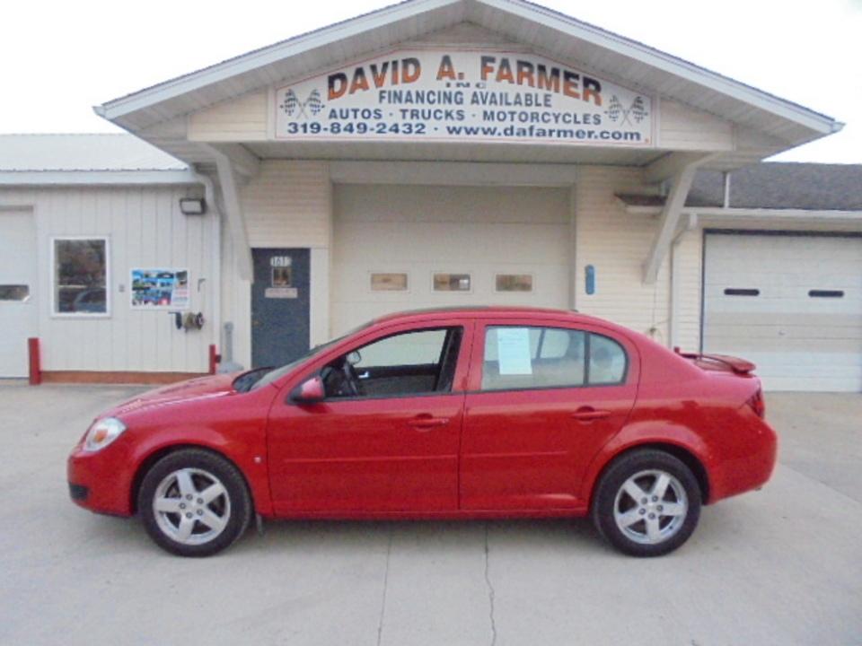 2007 Chevrolet Cobalt LT 4 Door**Heated Leather/Sunroof**