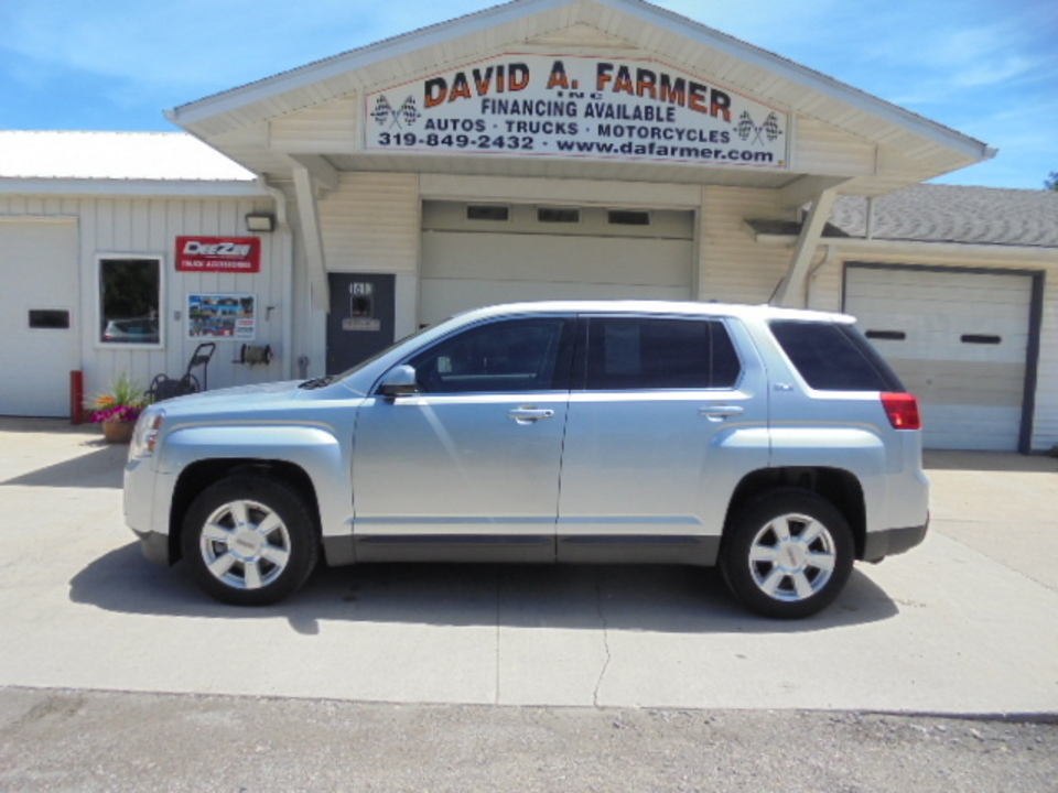 2013 GMC TERRAIN  - David A. Farmer, Inc.