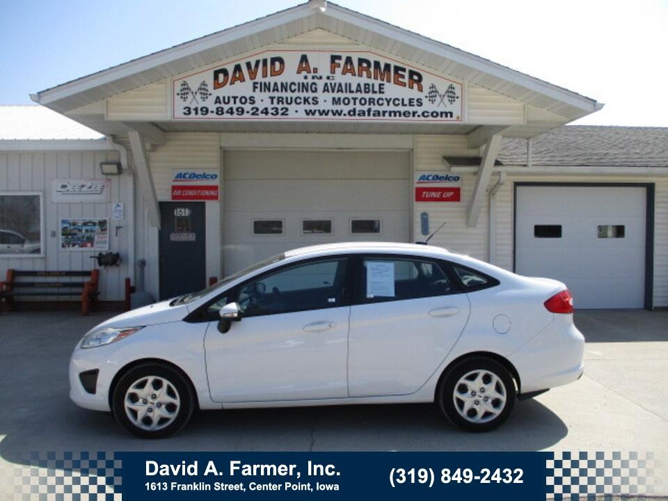2013 Ford Fiesta SE 4 Door**1 Owner/Low Miles/54K**  - 4932  - David A. Farmer, Inc.