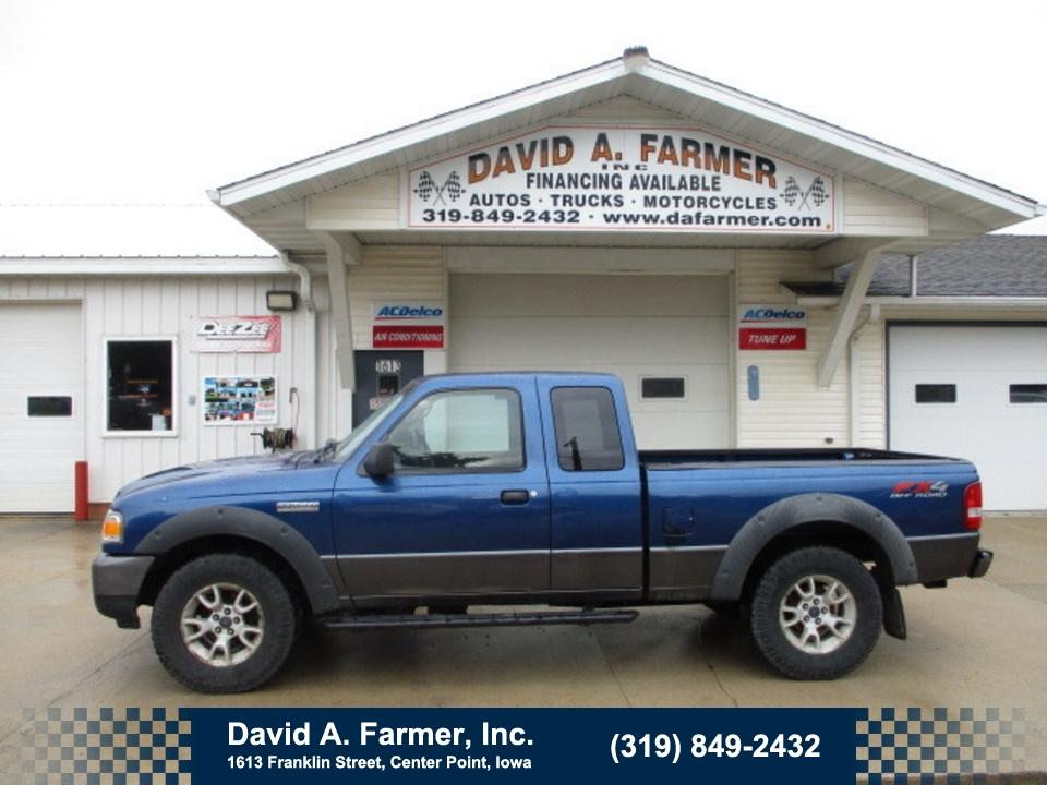 2008 Ford Ranger  - David A. Farmer, Inc.