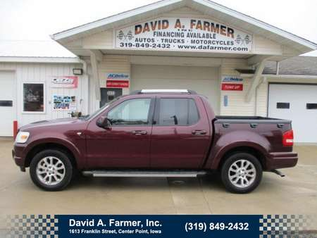 2007 Ford Explorer Sport Trac Limited 4X4 for Sale  - 4698  - David A. Farmer, Inc.
