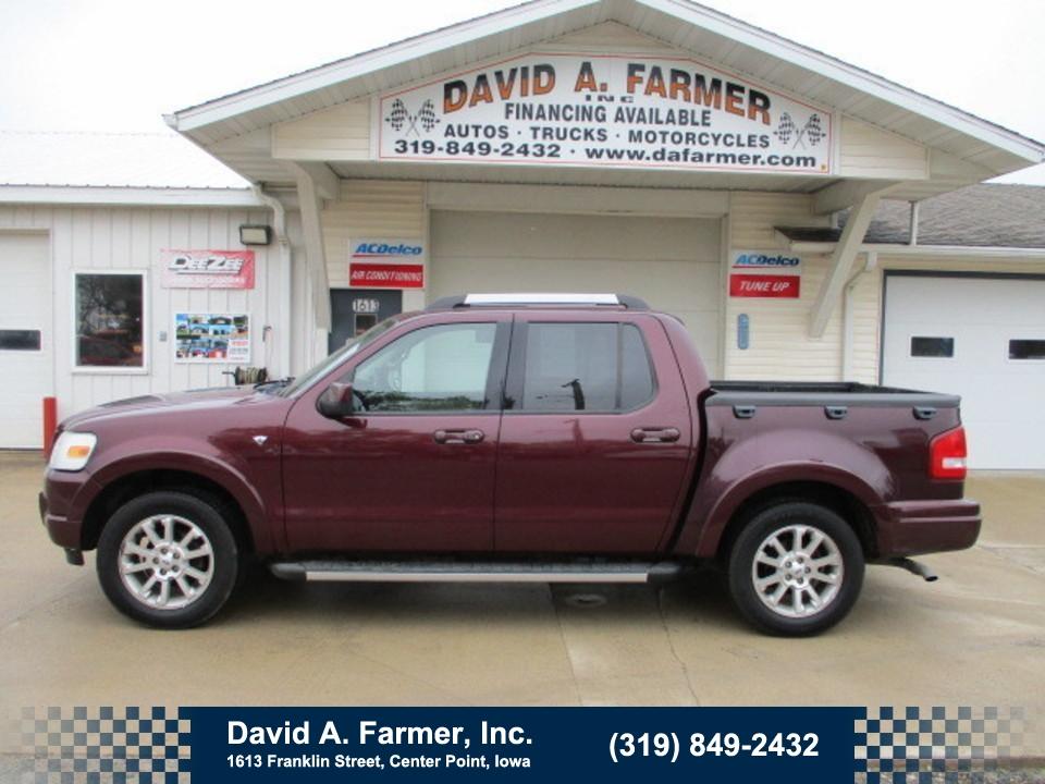 2007 Ford Explorer Sport Trac Limited 4X4  - 4698  - David A. Farmer, Inc.