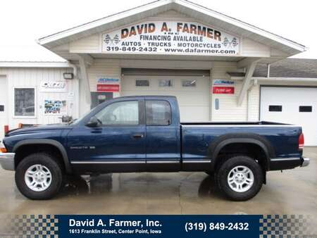 2001 Dodge Dakota SLT X-Cab 4X4 for Sale  - 4852-1  - David A. Farmer, Inc.