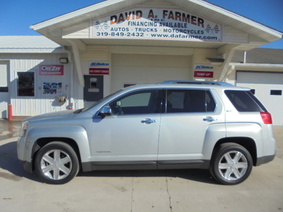 2011 GMC TERRAIN  - David A. Farmer, Inc.