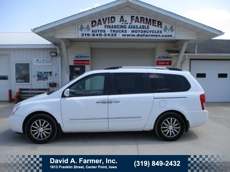 2012 Kia Sedona  - David A. Farmer, Inc.