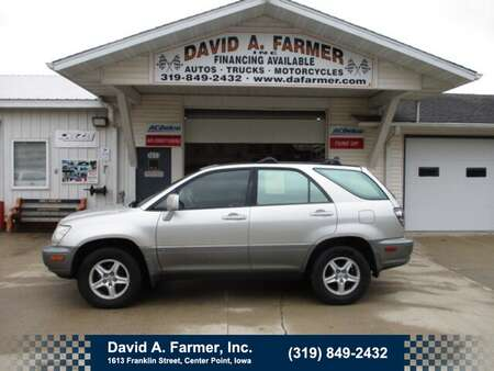 2003 Lexus RX 300 4 Door 4X4**3 Owner/Low Miles/131K** for Sale  - 5094  - David A. Farmer, Inc.