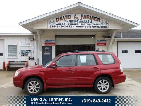 2007 Subaru Forester X 4 Door AWD**2 Owner/Low Miles/102K** for Sale  - 5102  - David A. Farmer, Inc.