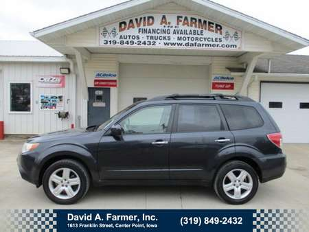 2010 Subaru Forester 5 Door X Premium AWD**1 Owner/Low Miles** for Sale  - 4696  - David A. Farmer, Inc.
