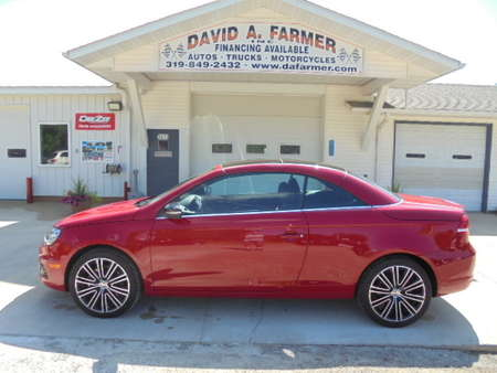 2013 Volkswagen Eos Hard Top Retractable Roof w/Sunroof**1 Owner** for Sale  - 4315  - David A. Farmer, Inc.