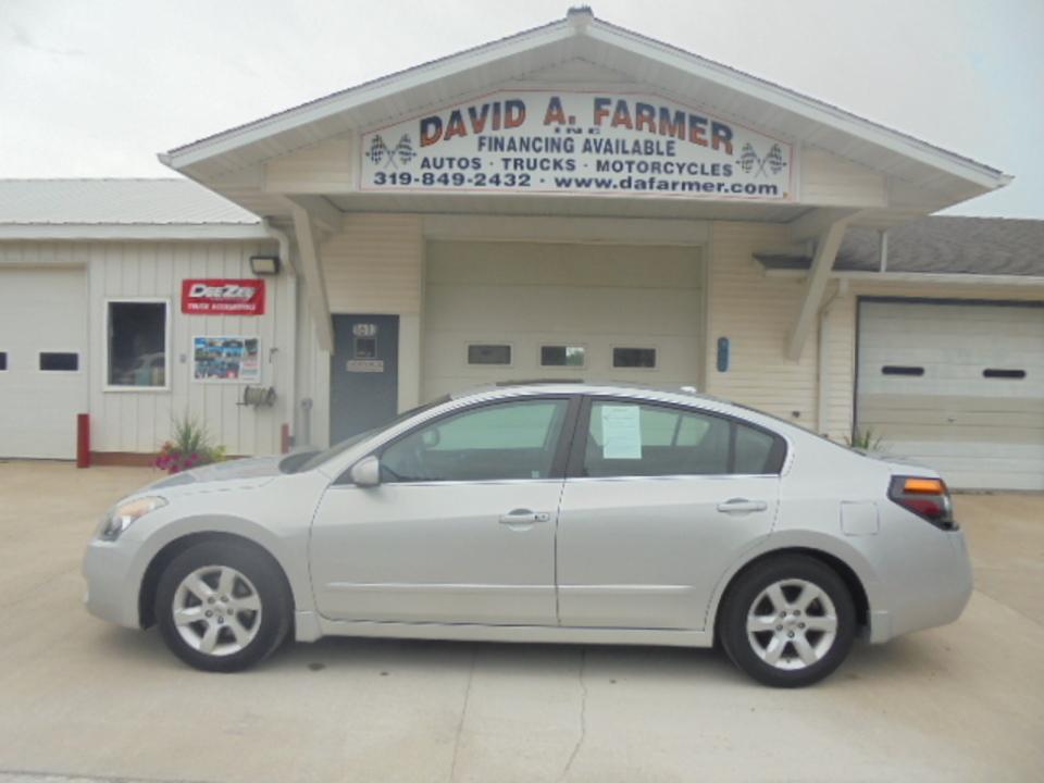 2009 Nissan Altima  - David A. Farmer, Inc.