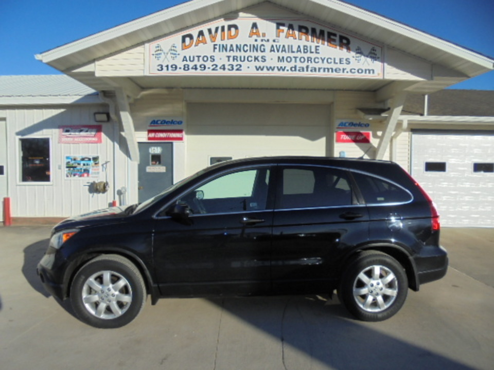 2008 Honda CR-V EX 4 Door 4X4  - 4591  - David A. Farmer, Inc.