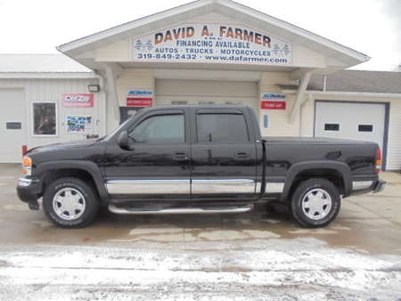 2005 GMC Sierra 1500 SLT Crew Cab 4X4**Heated Leather/Headrest DVD** for Sale  - 4602  - David A. Farmer, Inc.