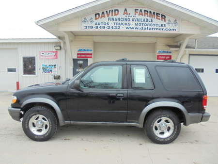 1998 Ford Explorer Sport 2 Door 4X4**Low Miles/New Tires** for Sale  - 4605  - David A. Farmer, Inc.