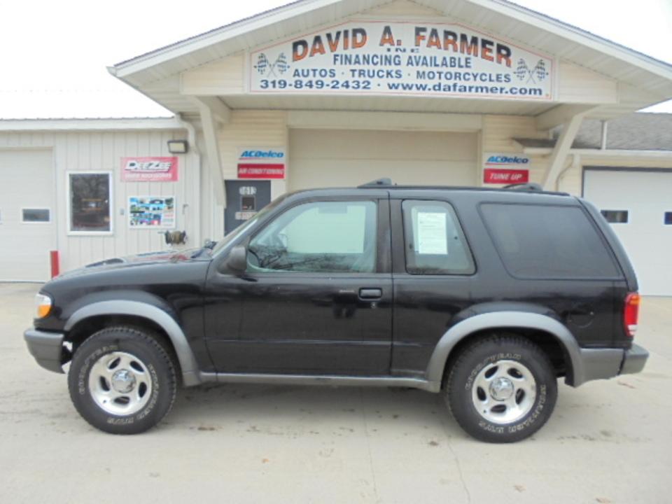 1998 Ford Explorer  - David A. Farmer, Inc.