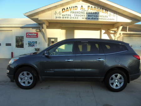 2009 Chevrolet Traverse 1LT AWD**Low Miles/New Tires** for Sale  - 4357  - David A. Farmer, Inc.