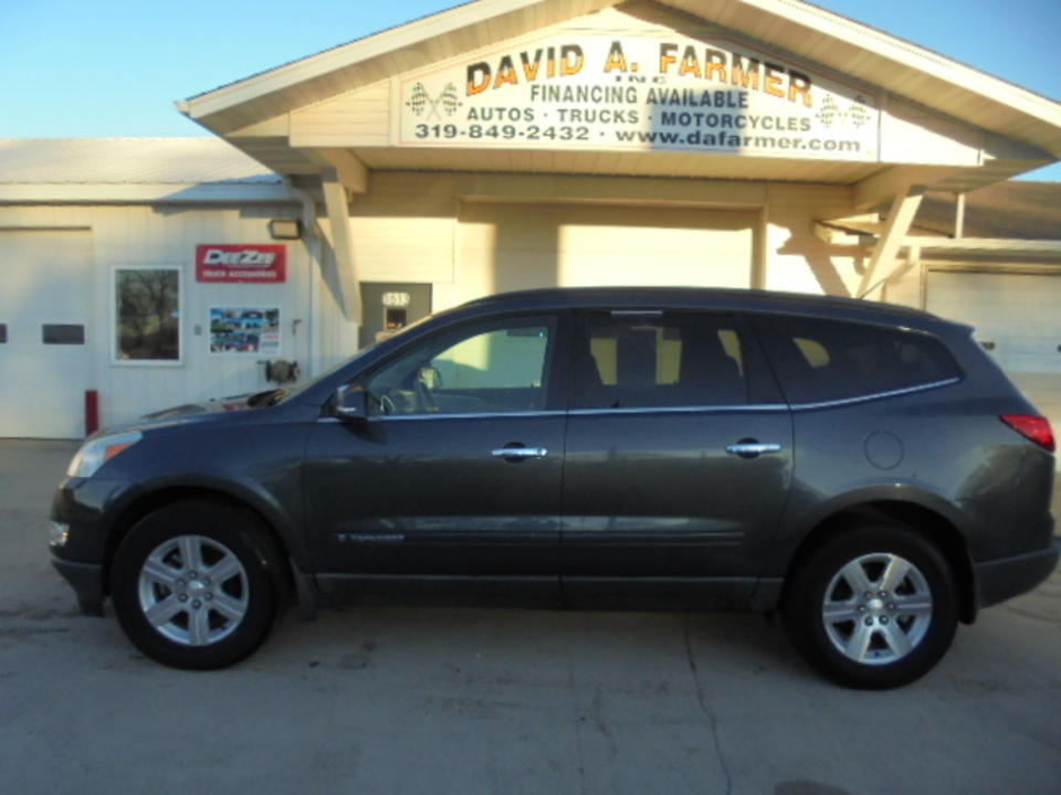 2009 Chevrolet Traverse  - David A. Farmer, Inc.