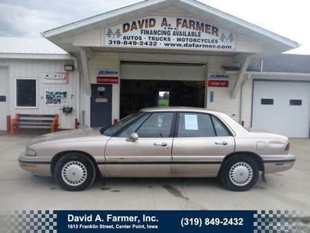 1999 Buick LeSabre Custom 4 Door**Leather/Low Miles** for Sale  - 4736-2  - David A. Farmer, Inc.