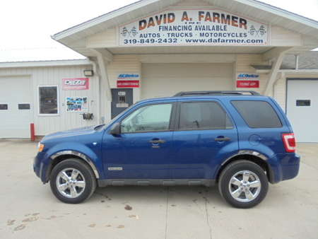 2008 Ford Escape XLT 4 Door 4X4**Sunroof** for Sale  - 4608  - David A. Farmer, Inc.