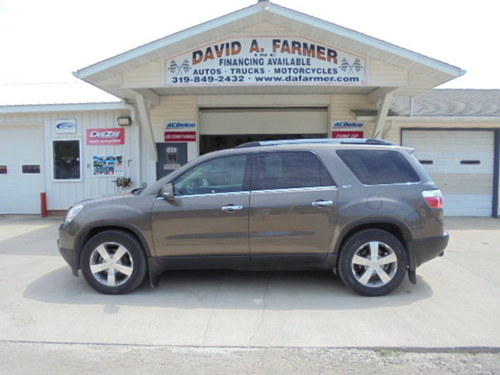 2012 GMC Acadia  - David A. Farmer, Inc.